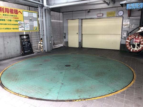 平野町駐車場