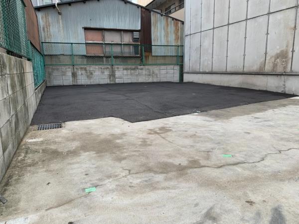 玉造東パーキング 平面駐車場